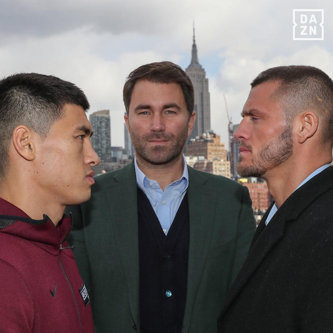 smith bivol - DAZN Boxing Preview: Bivol vs. Smith Jr., Hooker vs. LesPierre