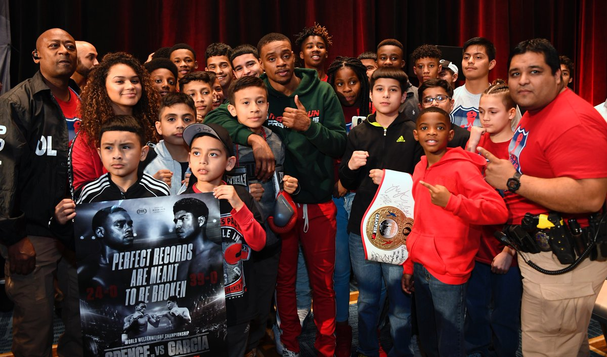 spence - Errol Spence Transitioning into a Super-Star