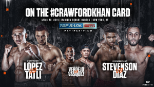 thumbnail 300x169 - Boxing Insider Notebook: Crawford, Khan, Stevenson, Vazquez, Bivol, Smith, and more…