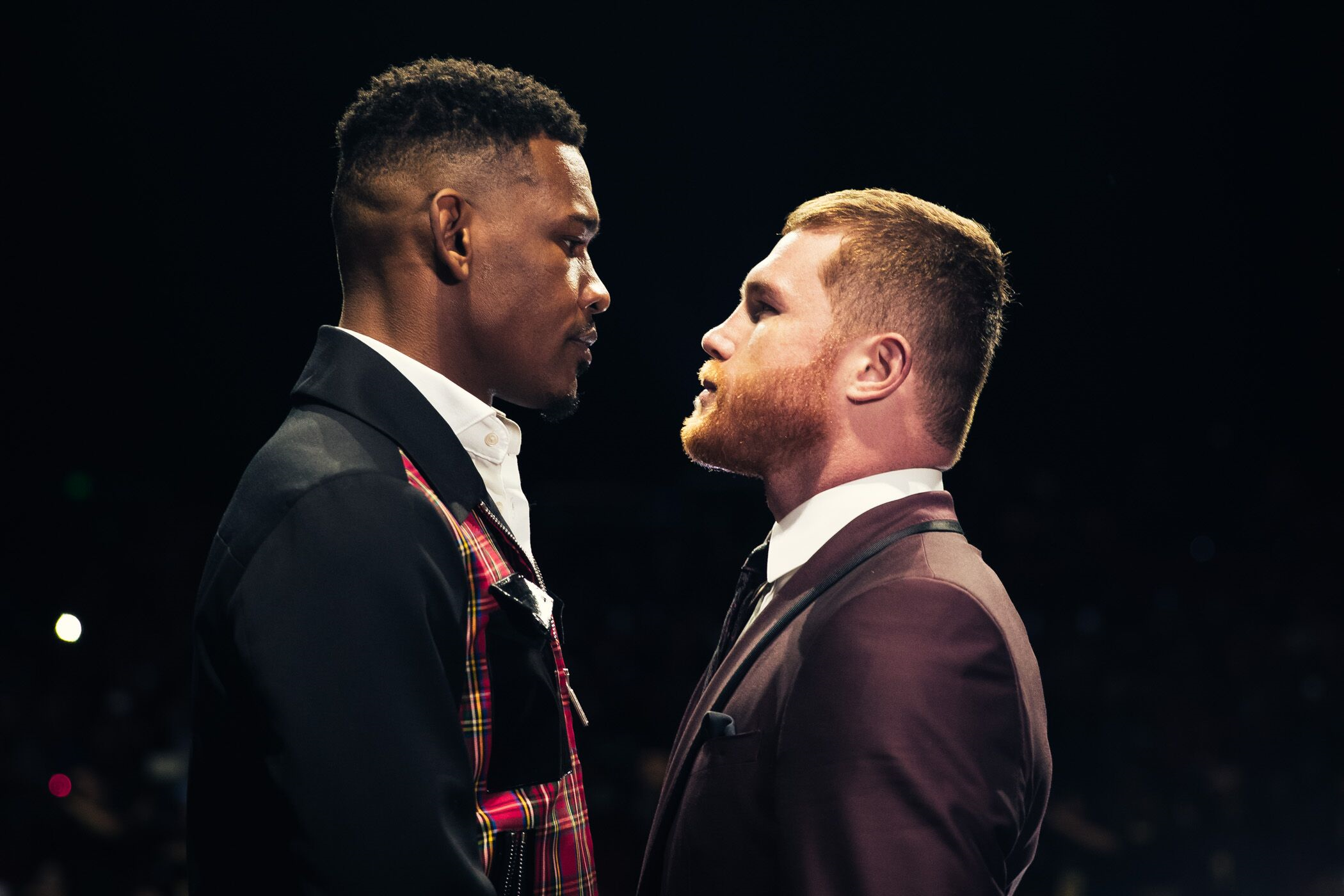 untitled - Canelo Alvarez and Daniel 'Miracle Man' Los Angeles Press Conference Quotes