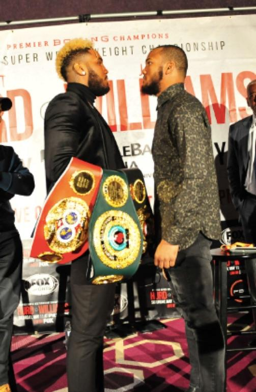 williams - Boxing Insider Notebook: Frampton, Top Rank, Hurd, Williams, Hall of Fame, and more…