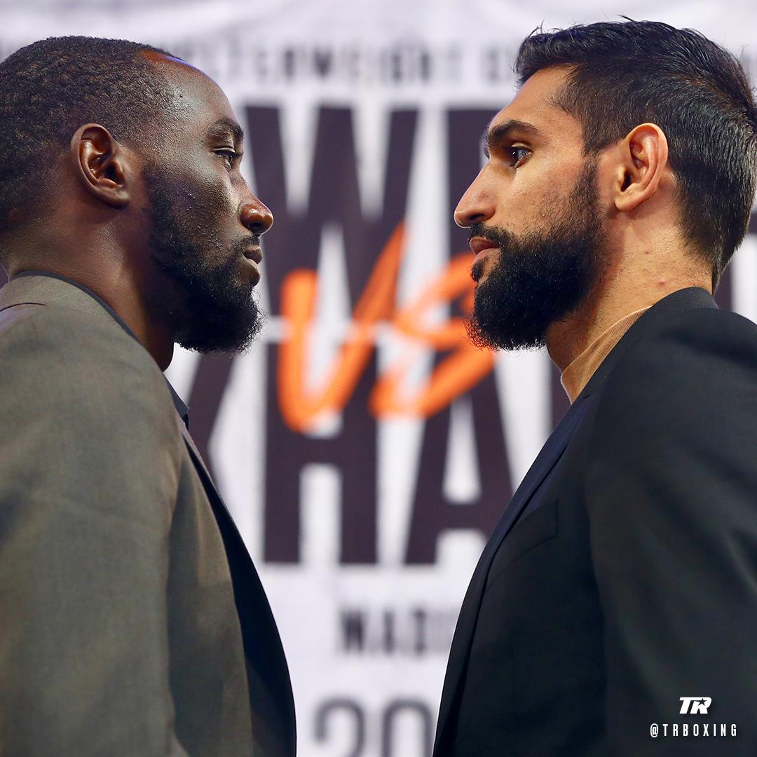 D4X2CsEUUAAf6ET - Top Rank PPV Round by Round Results: Crawford Wins Fight When Khan Refuses to Continue