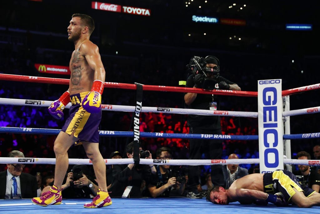 DCC40DF9 67D6 4229 8E22 36F25E3D6790 - ESPN+ Boxing Results: Lomachenko and Ramirez Dominate In Victory