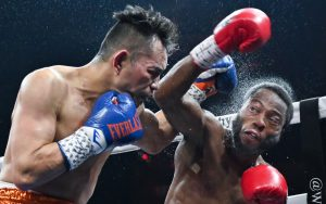 donaire 1 300x188 - World Boxing Super Series Semi Finals Results: Prograis Stops Relikh, Donaire Shows Off Power