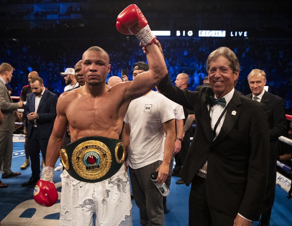 """eubank 1024x793 - Chris Eubank Jr Not Impressed With Jermall Charlo: """"I believe I Would Win Comfortably"""""""