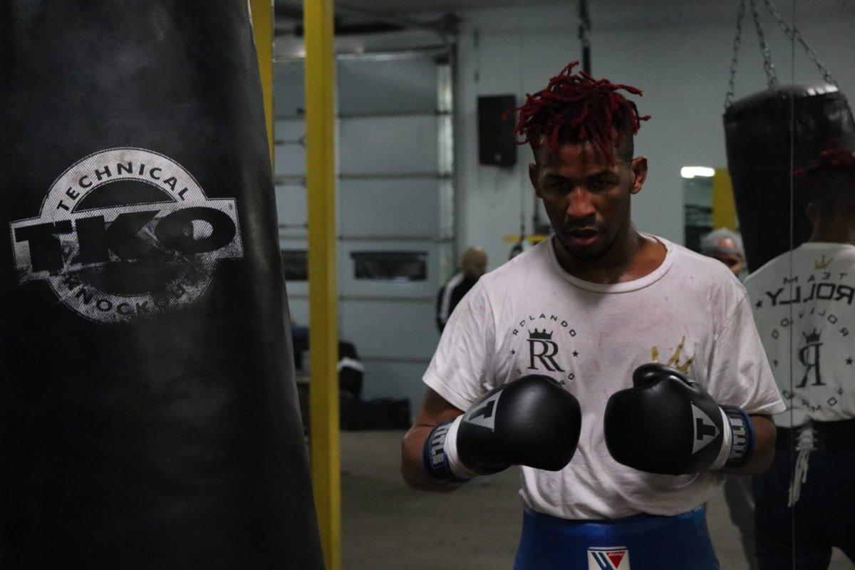 rances barthelemy - Rances Barthelemy Discusses His Showdown With Robert Easter Jr.