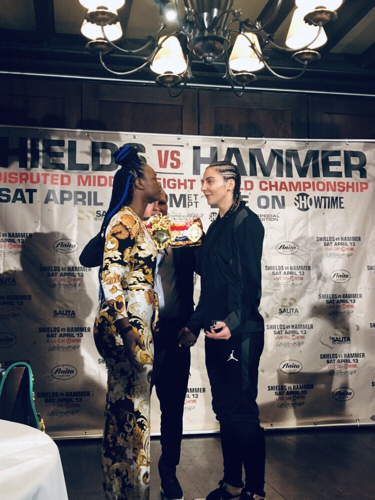 shields hammer - Showtime Boxing Preview: Shields vs. Hammer