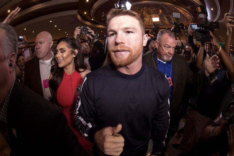 unnamed 7 - Canelo Alvarez vs Daniel Jacobs Grand Arrival Quotes