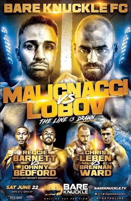 85B463B2 0665 4D1B B37B BB4C55A88B93 - Malignaggi Rants Against MMA Ahead of Bare Knuckle Fight with Lobov