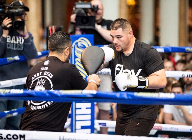 Andy Ruiz - Will Ruiz Get A Fair Break If Joshua Rematch Goes Distance?