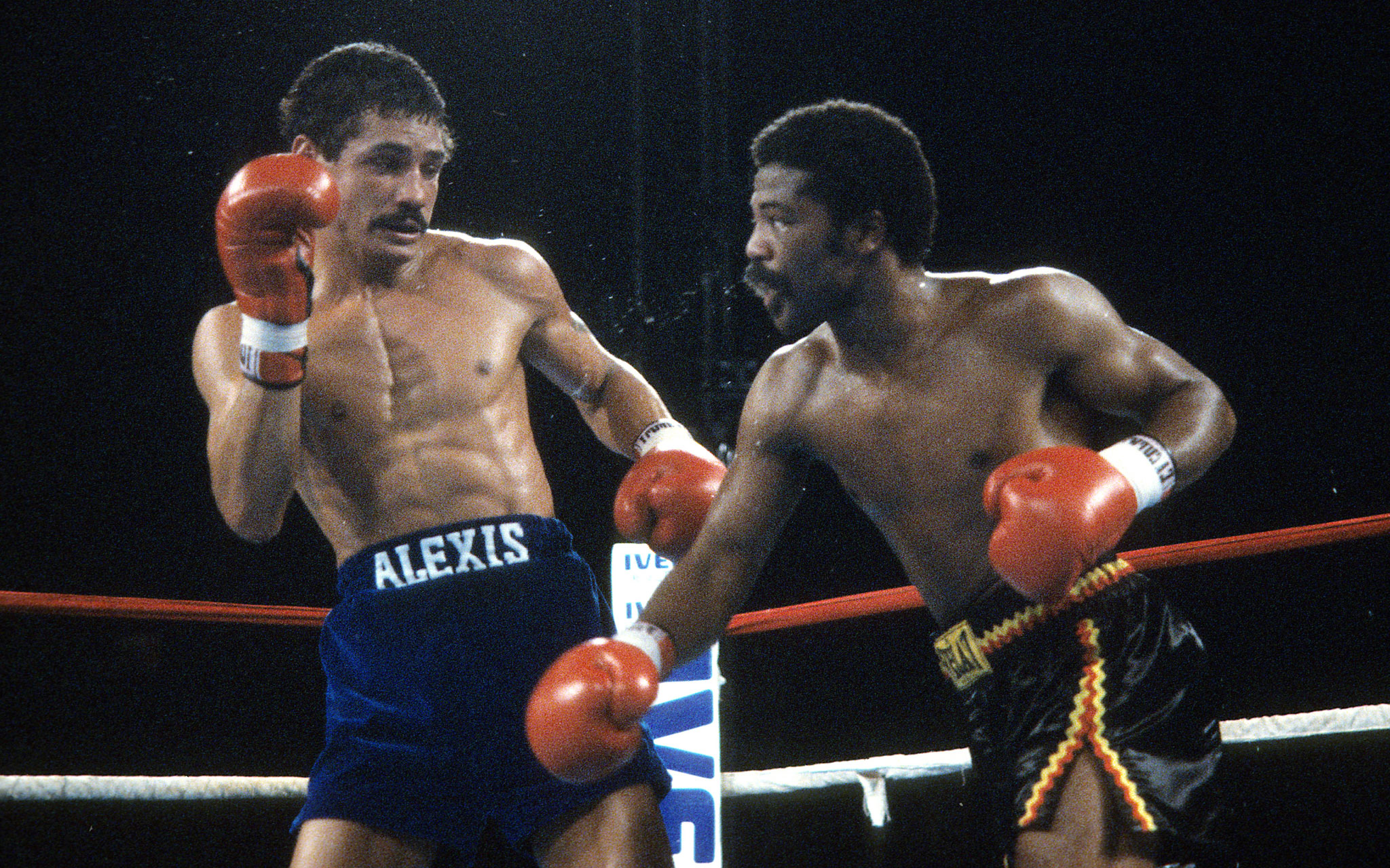 """Arguello Pryor - Alexis """"The Thin Man"""" Arguello: A Class Act in and Out of the Ring"""
