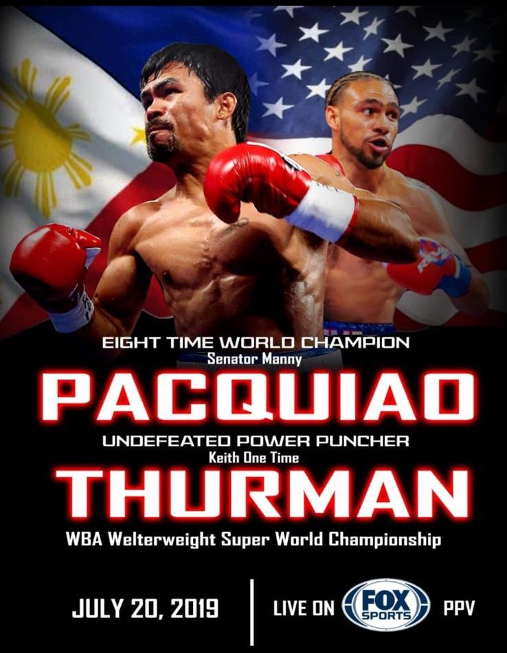 B7D62937 6807 433B 89FA BF642F0D488F - Pacquiao-Thurman Announced For July 20