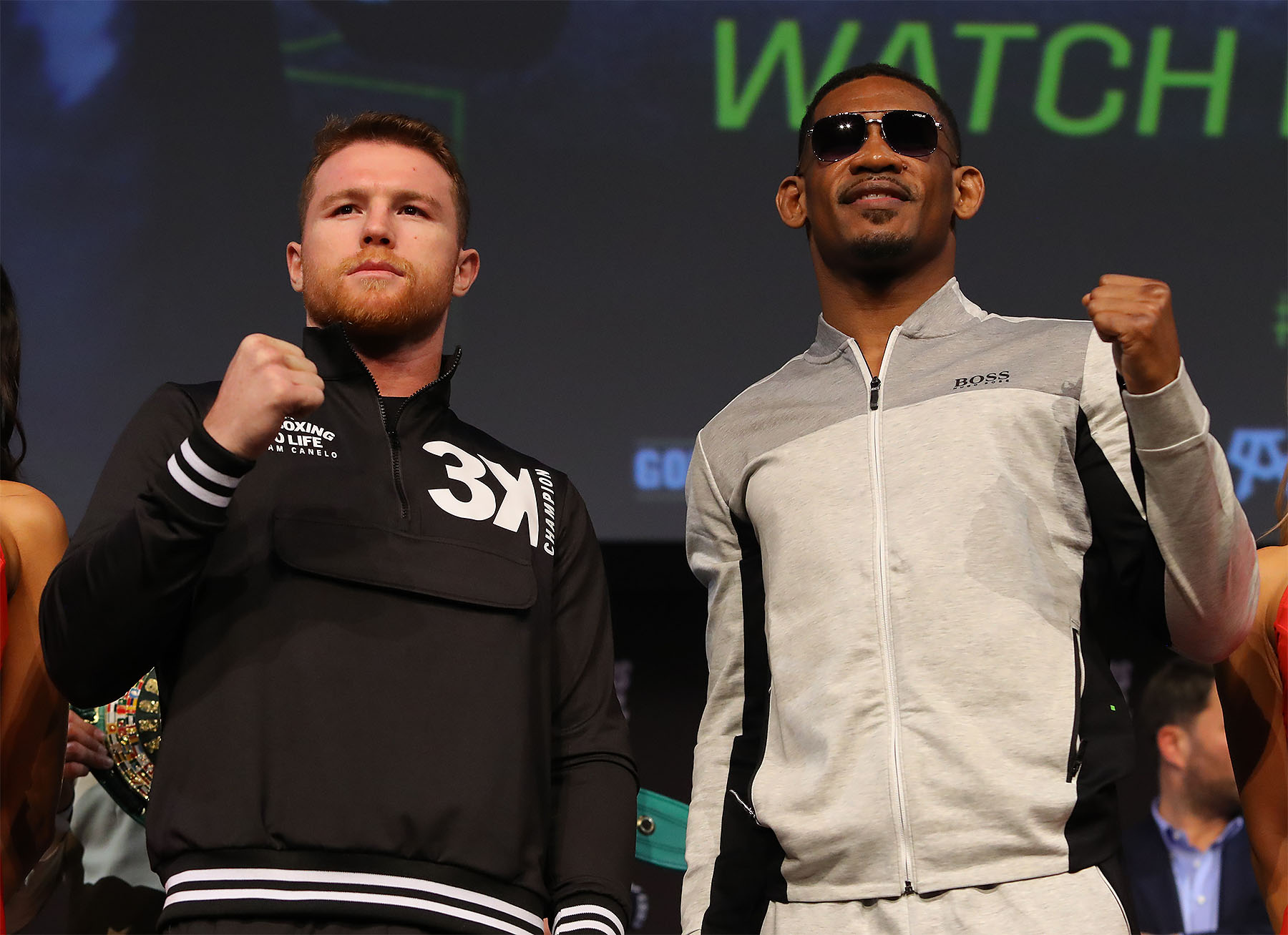 CaneloJacobsLVPC Hoganphotos4 - Final Press Conf Quotes: Canelo Alvarez vs Daniel Jacobs