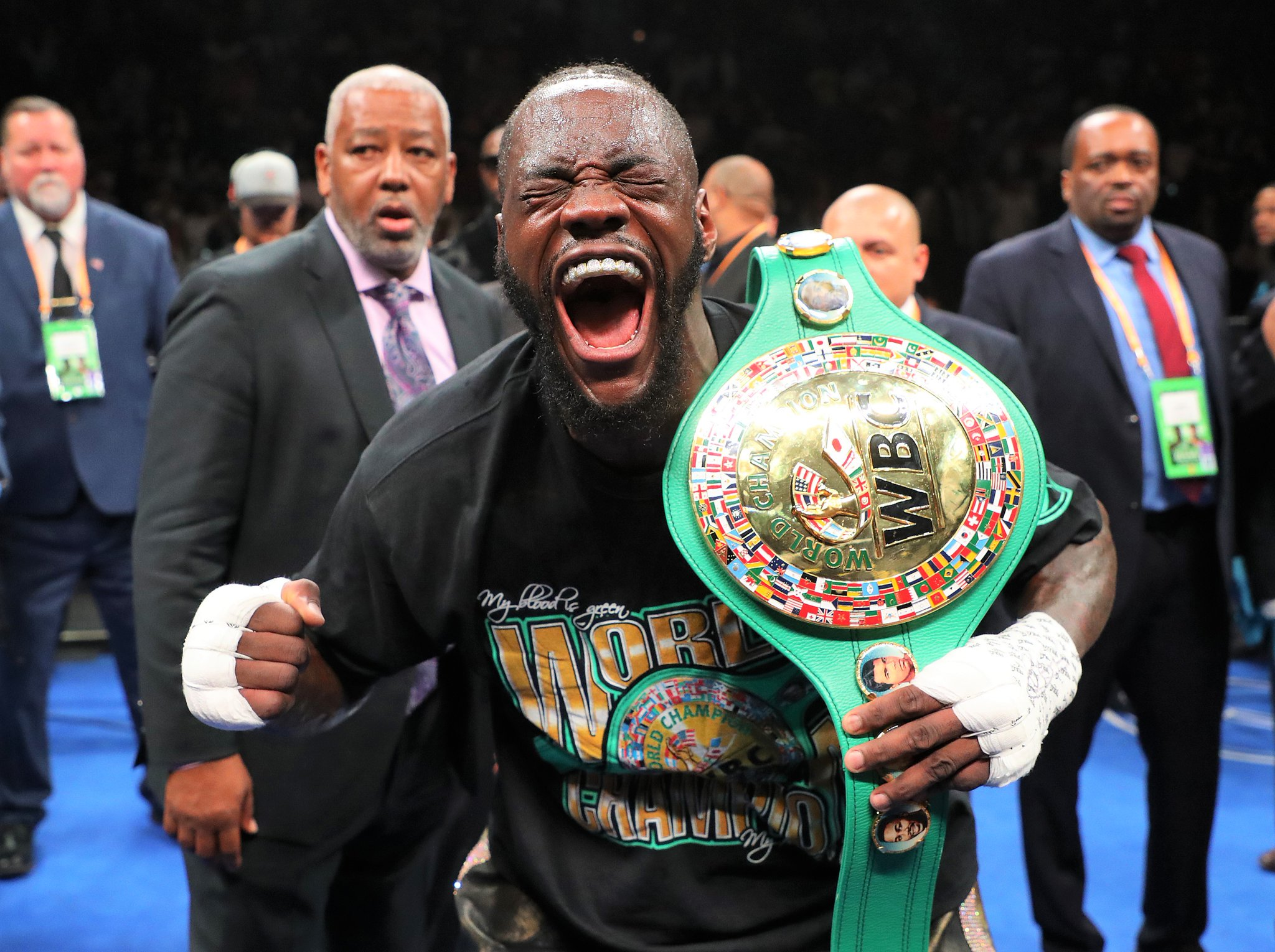 IMG 20190529 123906 - Wilder to Face Ortiz, Opens Up Fury Against Whyte Later in Year