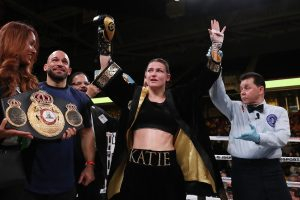 """Katie Taylor 300x200 - Katie Taylor On Delfine Persoon: """"May The Best Girl Win"""""""