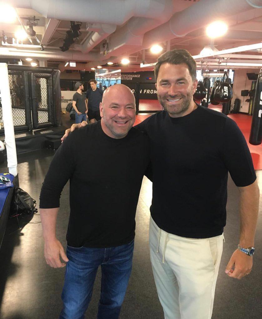 danahearn - The Don King Effect – UFC's Dana White and Zuffa Boxing to Promote Big Fights