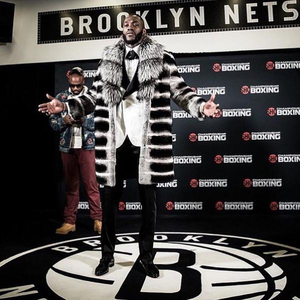 image1 10 - Deontay Wilder is Brooklyn's Champion and Found A Home at Barclay Center
