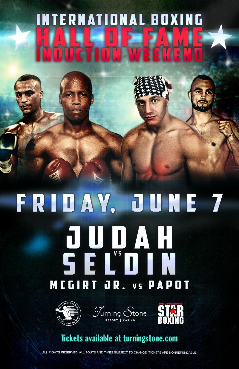 mail - NABA Super Lightweight Crown At Stake In Judah-Seldin Match