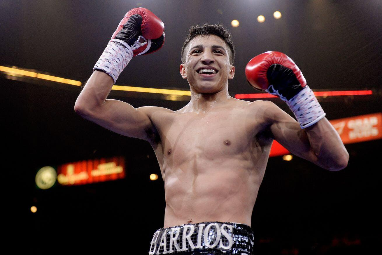 """mbarrios - Mario Barrios Interview """"I Most Certainly Will Be Going for the Knockout!"""""""