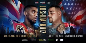 ruiz joshua 300x150 - Ruiz Lands Dream World Title Shot Against Joshua