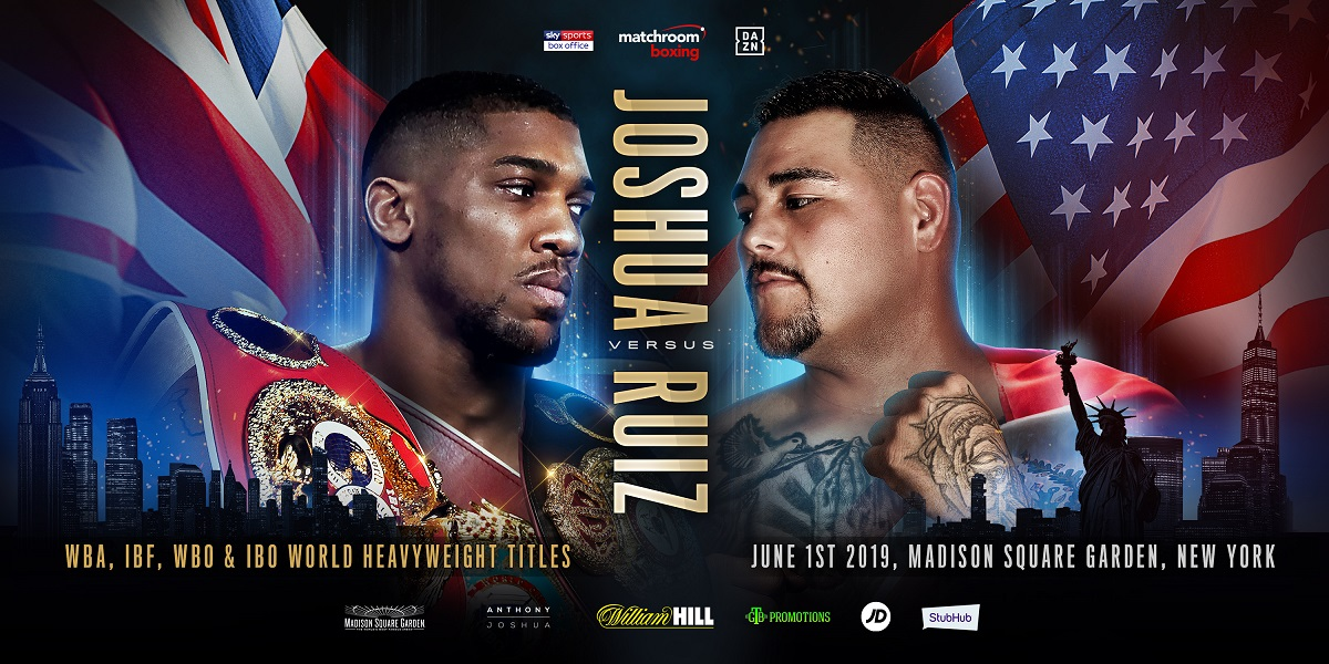 ruiz joshua - Ruiz Lands Dream World Title Shot Against Joshua