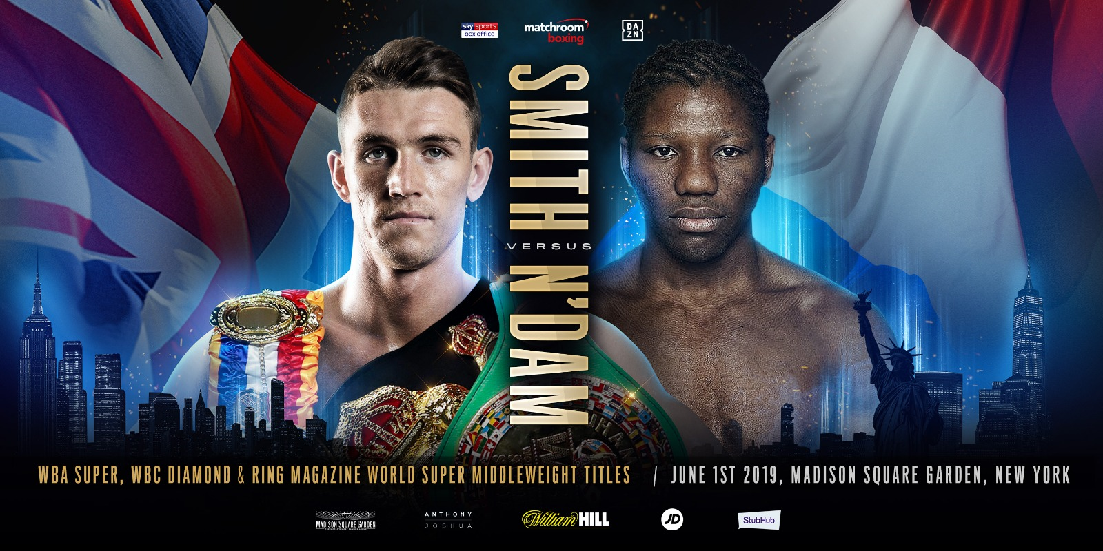 untitled 1 - Boxing Insider Notebook: Andrade, Haney, Smith, Fielding, and more…