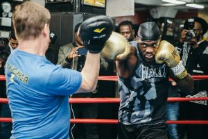 wilder5 300x200 - Deontay Wilder Media Workout Quotes and Photos