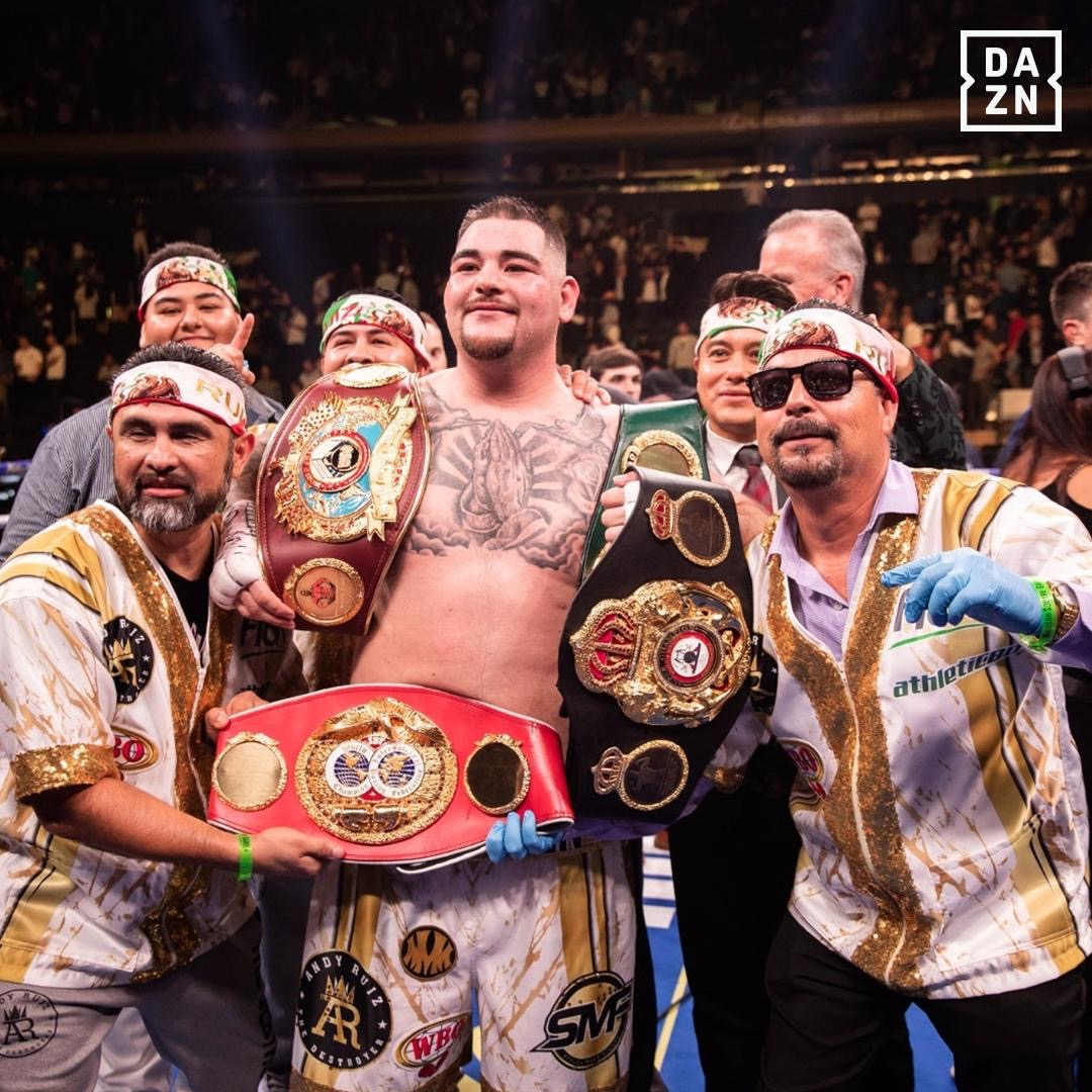 58A1E264 1704 48E7 A8D2 4DF4353D5787 - Heavyweight Explosion and Exposure!? Ruiz Stuns Joshua
