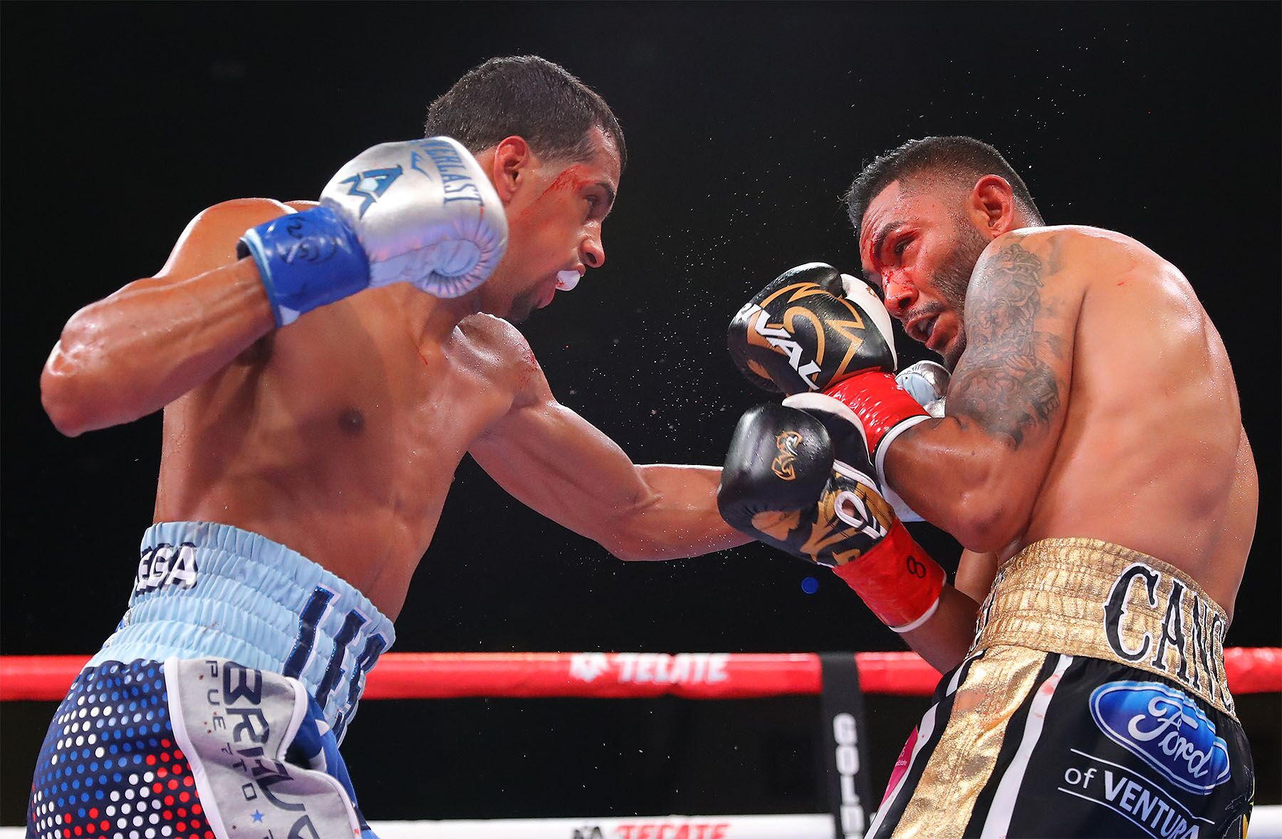 AF047CD7 7C05 4738 BD99 111B0DB29554 - Cancio reclaims world title over Machado by KO; Comeback finish from Soto shocks Acosta