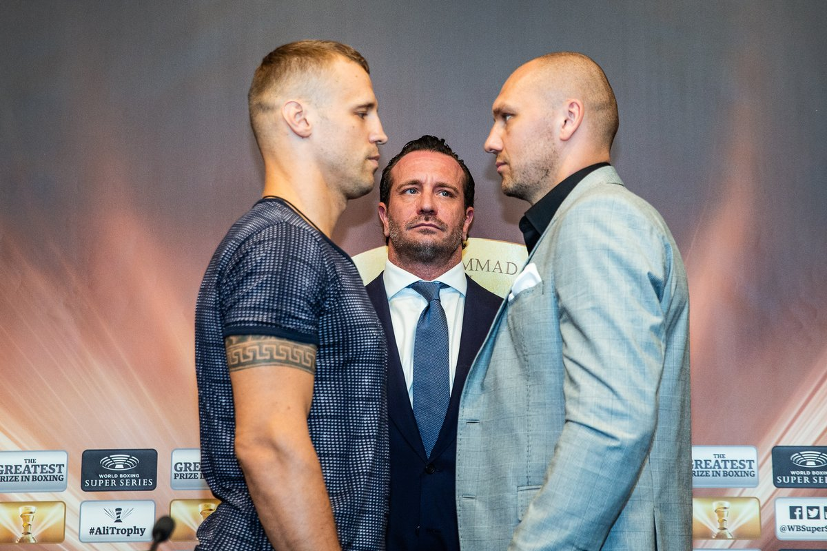 D83R6wnWsAEU 6  - WBSS Semifinals Preview: Briedis-Glowacki and Dorticos-Tabiti