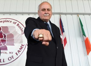 lee samuels 300x217 - Top Rank Publicist Lee Samuels Inducted into the Boxing Hall of Fame