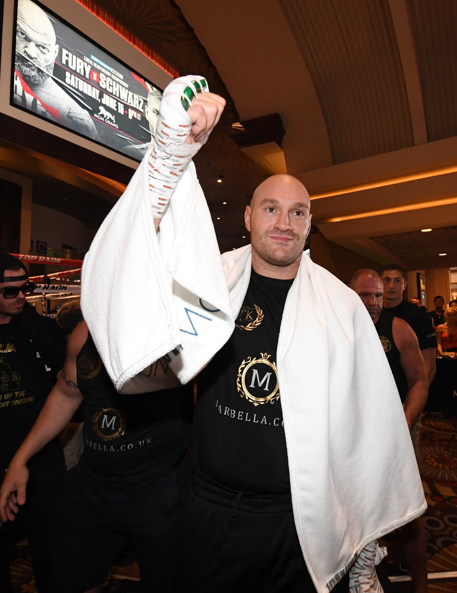 tfury - The Two Sides of Tyson Fury