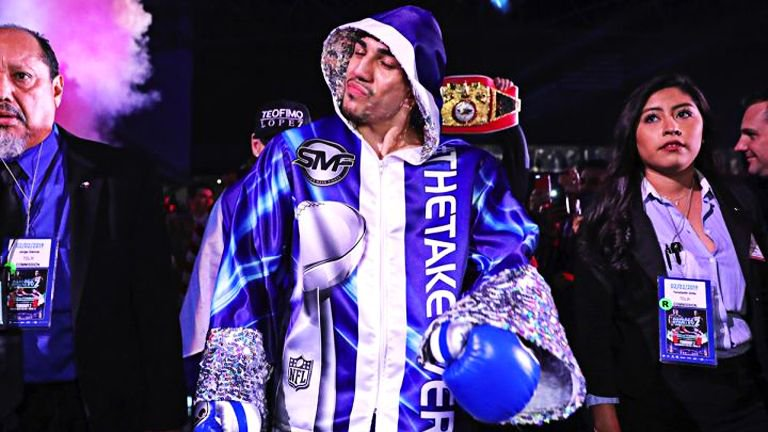 "Lopez - Teofimo Lopez Sr. On His Son vs Lomachenko: ""I Think It May Go One Or Two Rounds"""