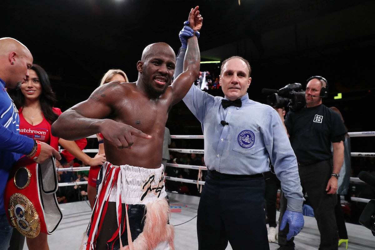 Tevin Farmer - Farmer To Defend IBF Super Featherweight Crown Against Frenois