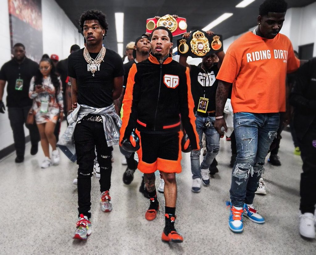"gervonta 1024x827 - Gervonta Davis Not Interested In Gary Russell Jr. But Says He's Ready For Vasiliy Lomachenko: ""I Think It's Probably Time"""