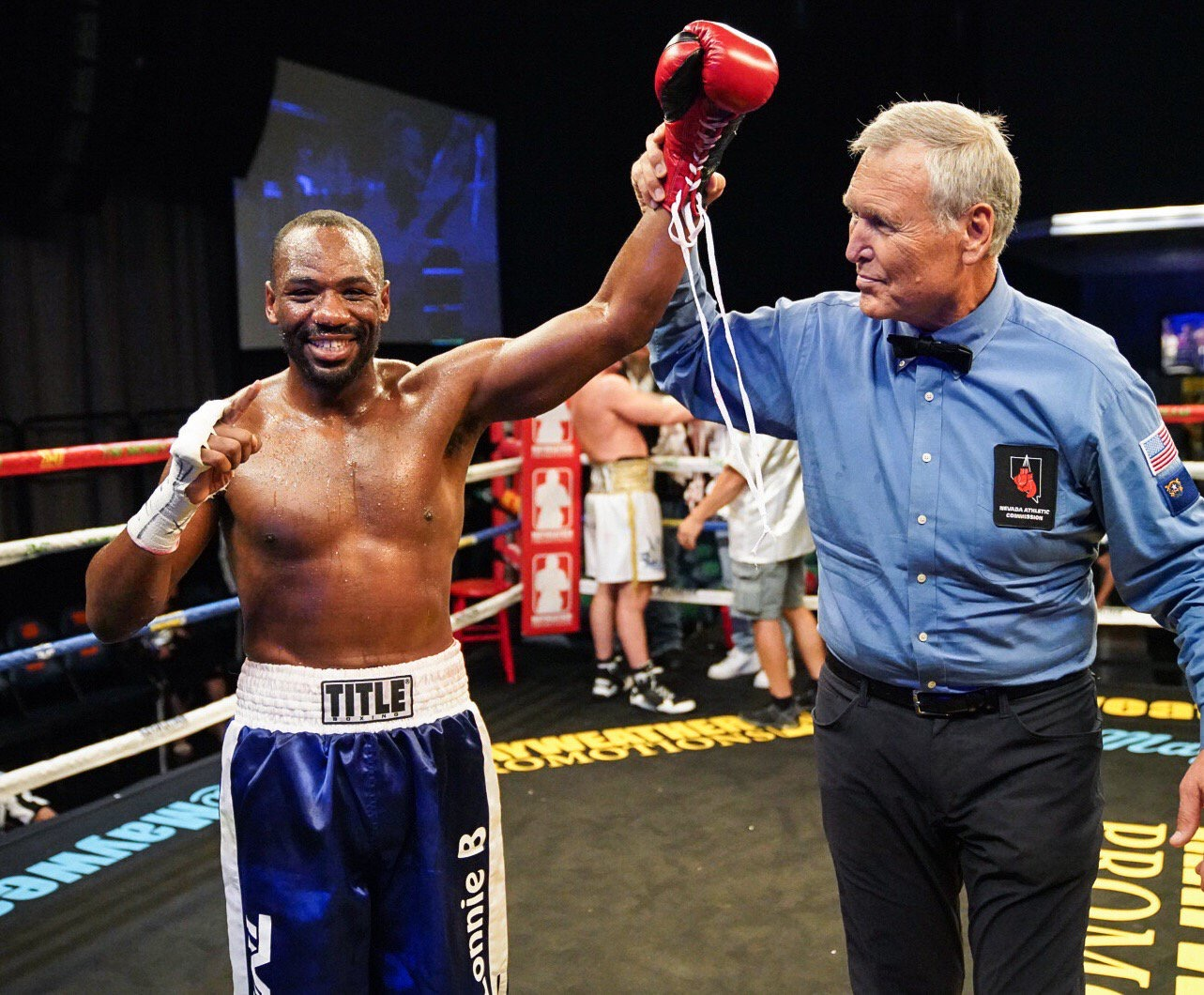 56842D7A B144 4F55 A253 9FF41CBEACE3 - Lionell Thompson Bloodies and Beats Scott Sigmon Inside the Distance