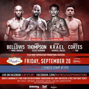 EEsLVEeUwAAB86r 300x300 - Mayweather Promotions Fight Preview: Thompson vs. Sigmon