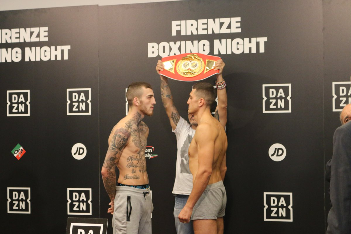 EEwfpL7XYAANOow - Fiordigiglio vs. Eggington Fight Preview