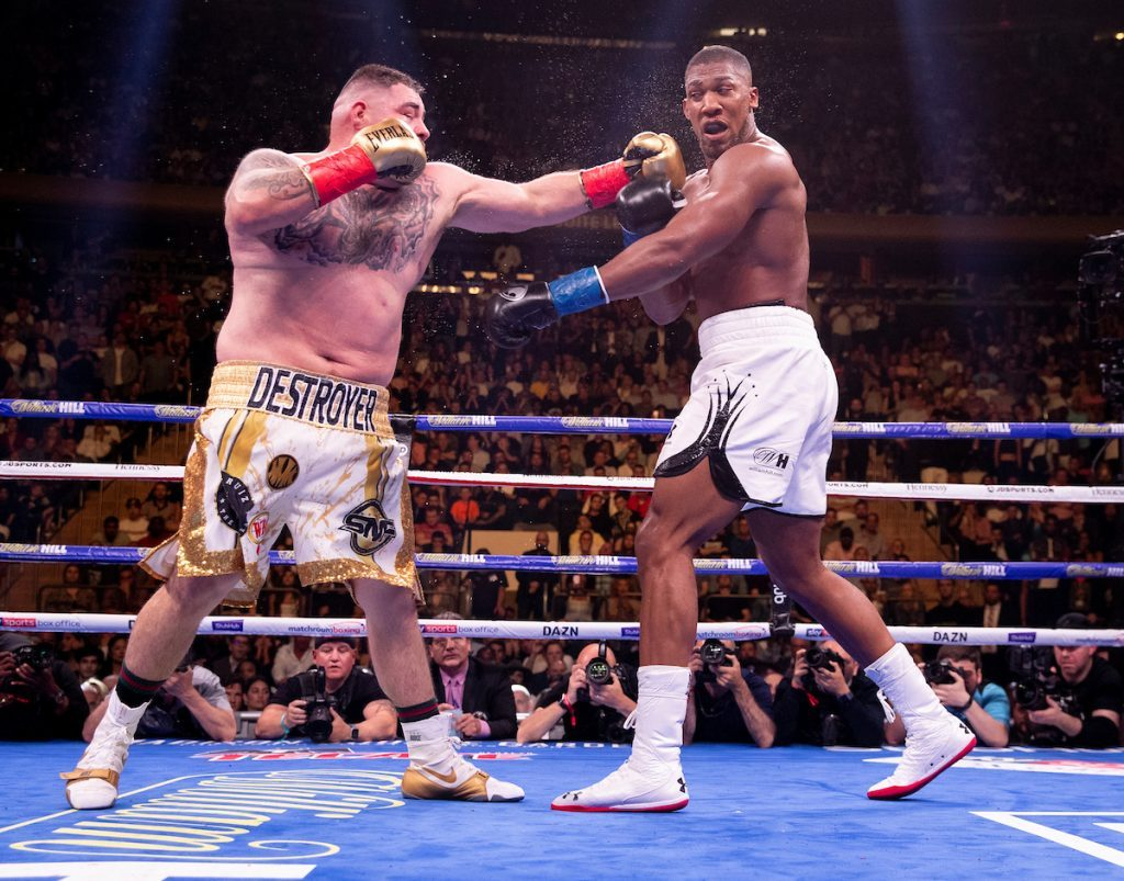 Ruiz Joshua one 1024x803 - New Horizon – Andy Ruiz Jr to Return Under Reynoso Regime