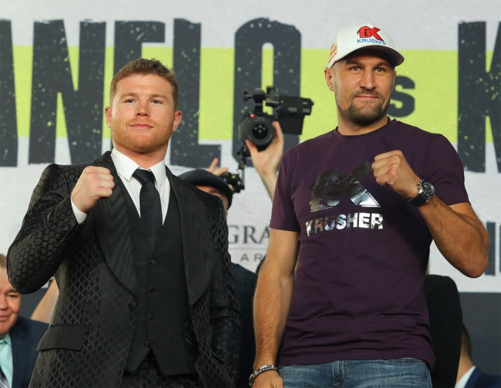 Canelo Kovalev 1024x792 - What Does Dazn Actually Think About Boxing?