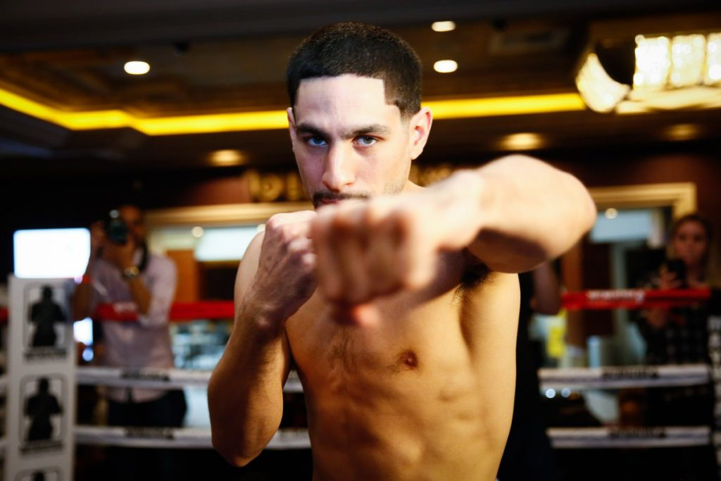 Danny Garcia - Welcome to The Danny Garcia Show