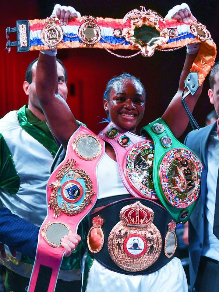 shields - Claressa Shields Continues To Make Her Case As The G.W.O.A.T