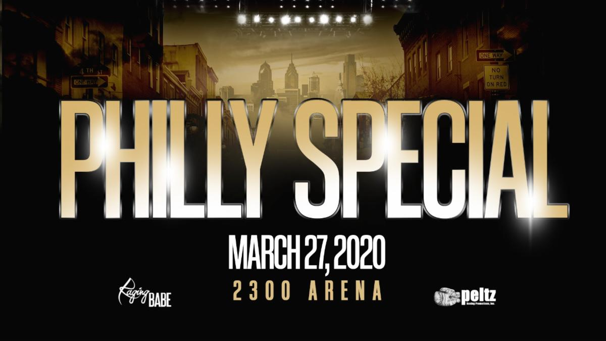 mail 1 - Raging Babe Returns March 27th with Philly Special at 2300 Arena