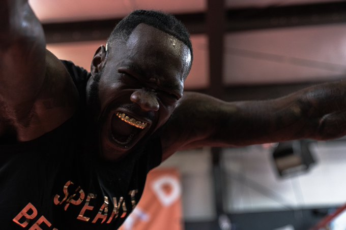 "Deontay Wilder: ""You Can See Me Back In The Ring Sometime In The first Week Of January, The Latest, Early February"""