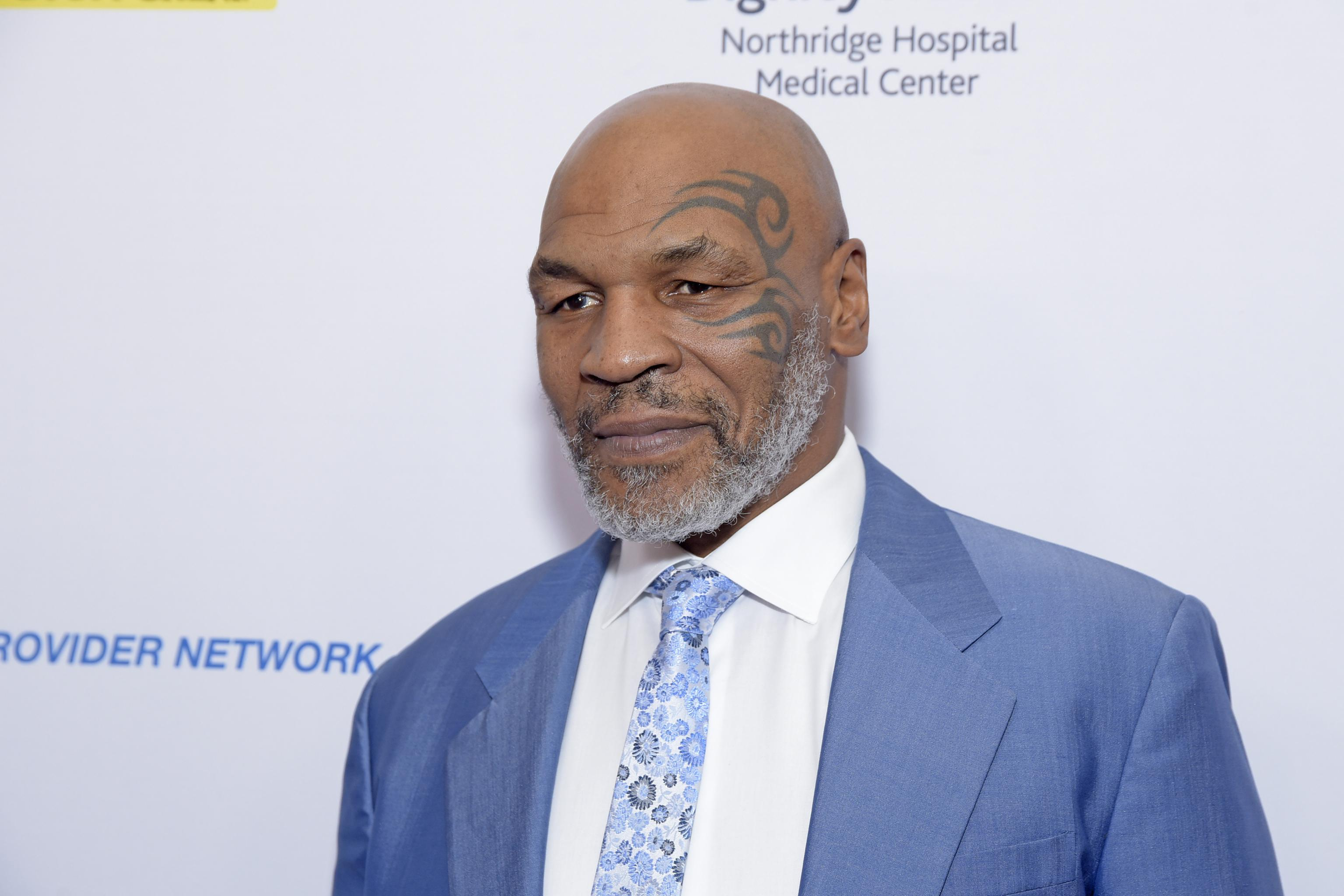Mike Tyson - Mike Tyson Set to Make an Appearance at Double or Nothing on AEW