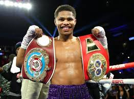 Shakur Stevenson - Shakur Stevenson Gives Boxing Insider Radio His Thoughts on His First Title Defense and Star Filled Future