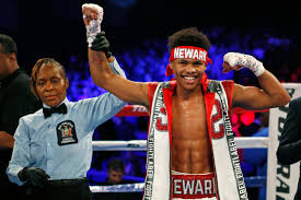 Shakur Stevenson2 1 - Shakur Stevenson Gives Boxing Insider Radio His Thoughts on His First Title Defense and Star Filled Future