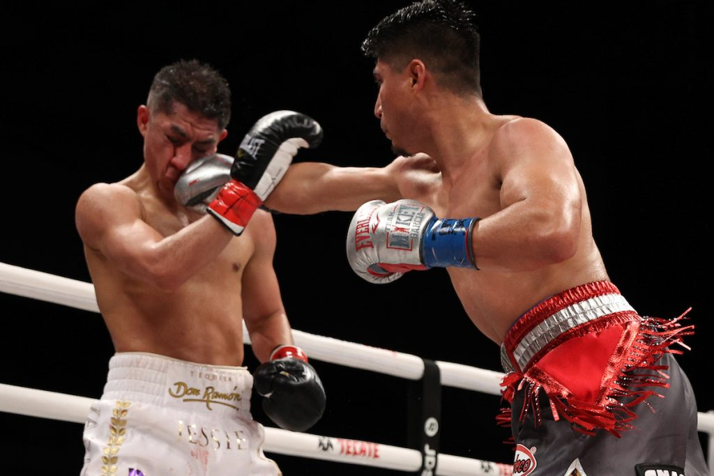 mikey garcia 1024x683 - Mikey Garcia Interested In Facing Teofimo Lopez And Gervonta Davis At 140