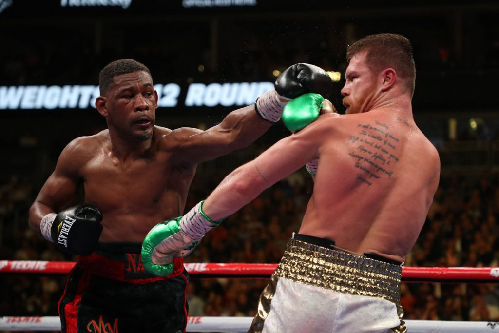 Daniel Jacobs 2 1024x683 - Daniel Jacobs And Gabriel Rosado Agree To Terms For November 27th Contest