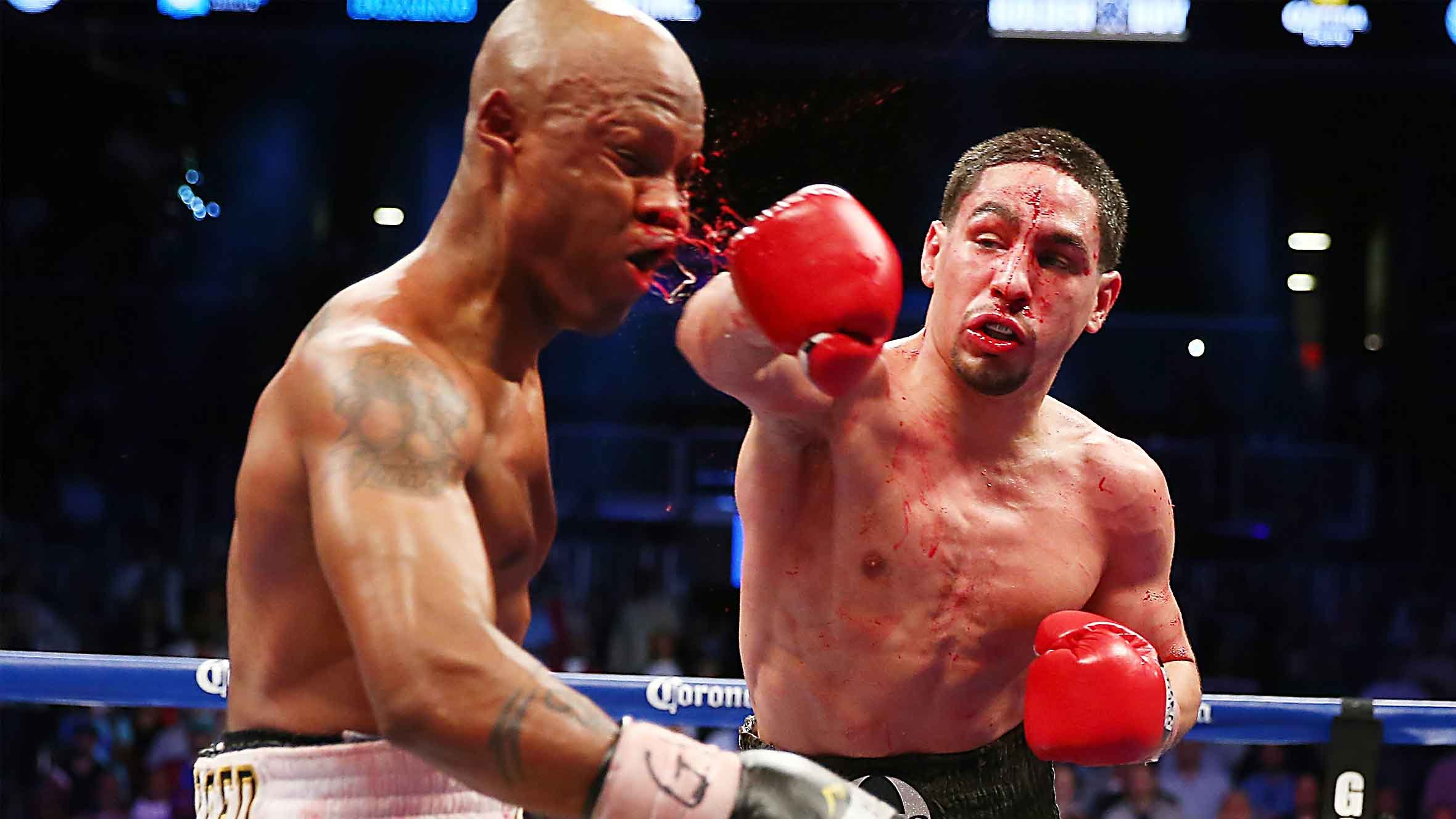 Danny Garcia - Danny Garcia Facing Either Manny Pacquiao or Errol Spence Jr This Fall